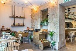 Cafeteria Via XIX - Hotel Pousada Real
