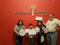 Escape Games Suc. San Telmo