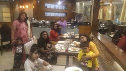 Family get together.