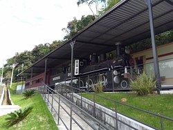 Maria-fumaça da Estrada de Ferro Mogyana