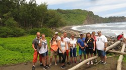 Pololu cruise ship hike