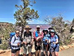 Completed Grand Canyon Hike!