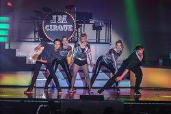 Pop Medley with the J-Mar Cirque Dance Team!