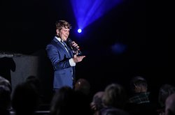 Cody Webb - MC and singer with the voice of liquid gold!