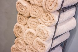 Fresh and clean towels!