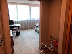View into King Deluxe Room
