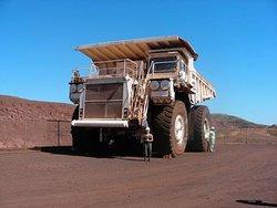 Mountain Tom Price Mine - Rio Tinto Company, Tom Price