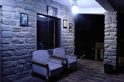 Suite Room balcony