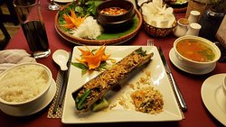 Delicious traditional food!