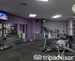 Fitness Center at the Bougainvillea Barbados