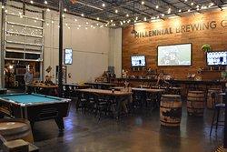 Millennial Brewing  Company