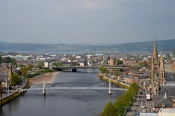 Another view of River Ness.