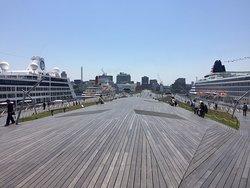 横滨港大栈桥 国际客船总站