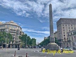 Plaça Cinc D'Oros