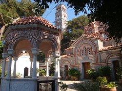 Βυζαντινή μονή Αγ. Γεωργίου