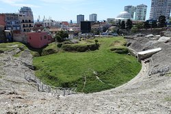 The Amphitheater of Durres