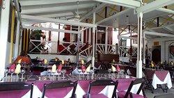 Salle terrasse