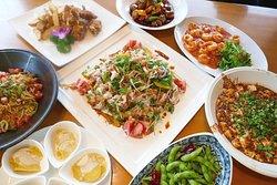 Chinese Dishes Yatsushiro Hanten
