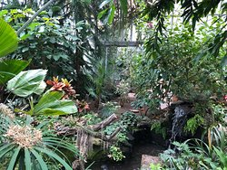 Highland Botanical Park and Lamberton Conservatory