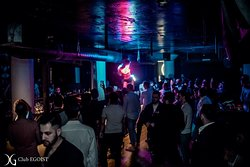 new egoist Club Tbilisi