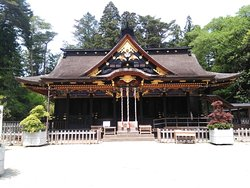 ‪Osaki Hachiman Shrine‬