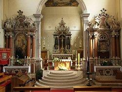 Church and Parish of St. Cross