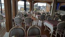 inside Restaurant...