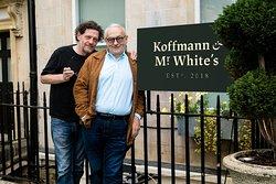 Koffmann & Mr. White's English French Brasserie