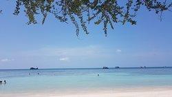 Stunning resort on the perfect beach.