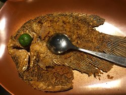 Great Sundanese food