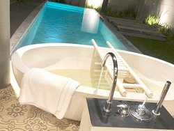 Best beach hotel of Phuket's Mai Khao beach