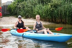 Single and Tandem Kayaks