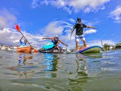 Paddle Boards, Kayaks, Jetskis and Pontoon Boats