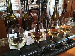 Le vin pour le repas sélectionnés par le patron