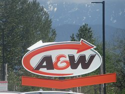 A&W Root Beer, Maple Ridge, BC