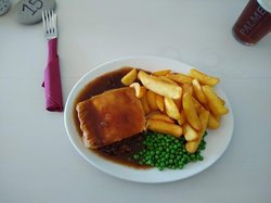My Home Made Steak and Kidney  Pie