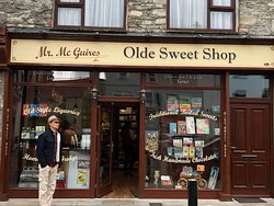 Mr.Mcquires Olde Sweet Shop