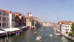 Vetrina sulle bellezze di Venezia