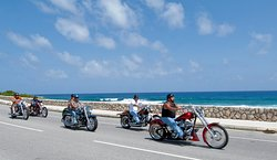 Cayman Islands Motorcycle Tours
