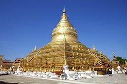 ###the first Myanmar prototype pagoda