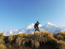 5 night 6 day Mardi Himal Base Camp 4500m trekking 2019