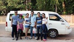Cambodia Tour Driver