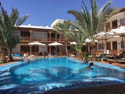 Idyllic place to stay in Dahab