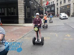 Looking for#fun? We're the one! From#friendsto#family, we get it done😃#Boston #Segway #Tours www.bostonsegwaytours.net