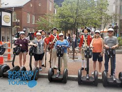 MemorialDay #Weekend is coming!😃Gather your#friends&#family for good times at#Boston#Segway#Tours😎www.bostonsegwaytours.net