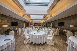 Лаунж зал ресторана Barton 1816