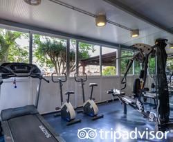 Fitness Center at the Hotel Palmasol