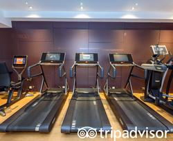 Fitness Center at the Apex Temple Court Hotel