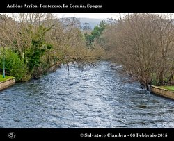 El río Anllóns