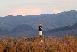 Replica of Fire Island Lighthouse